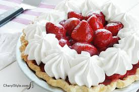 Grab a slice of American pie with this fresh strawberry pie recipe