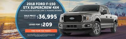 Ford Dealer Boston, MA | Stoneham Ford | New And Used Ford For Sale