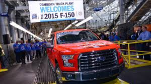 Henry Ford's Historic Rouge Factory Is Reinvented Along With The F ... Michigan Supplier Fire Idles 4000 At Ford Truck Plant In Dearborn Tops Resurgent Us Car Industry 2013 Sales Results Show The Could Reopen Two Plants Next Friday F150 Chassis Go Through Assembly Fords Video Inside Resigned To See How The 2015 F Announces Plan To Cut Production Save Costs Photos And Ripping Up History Truck Doors For Allnew Await Takes Costly Gamble On Launch Of Its Pickup Toledo Blade Plant Vision Sustainable Manufacturing Restarts Production