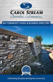 Illinois Halloween Raffle 2017 by Carol Stream Il Chamber Guide 2017 By Town Square Publications