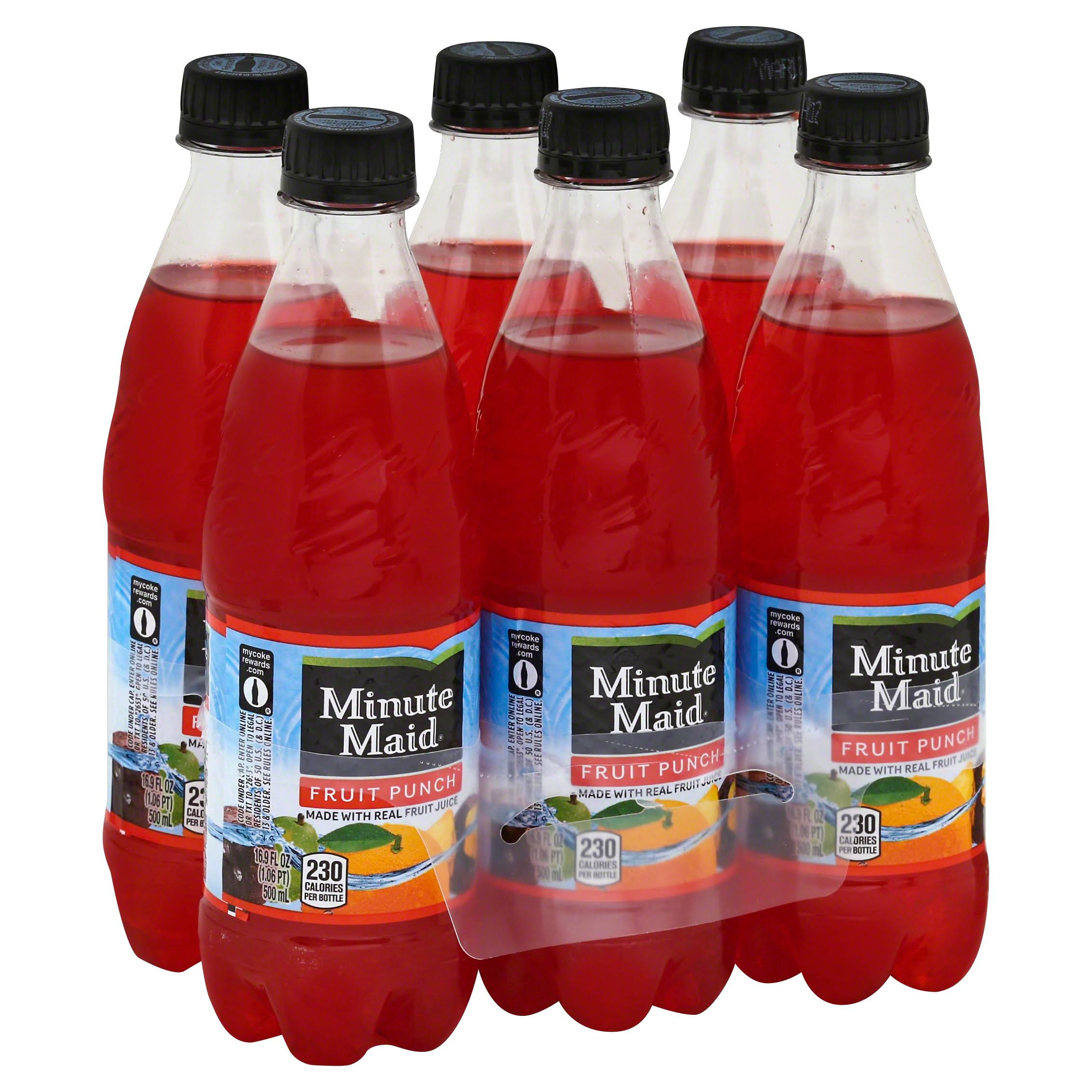 Minute Maid Juice - Fruit Punch
