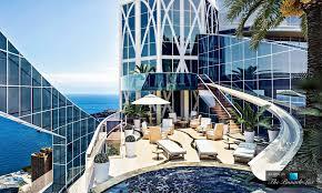 100 World Tower Penthouse 387 Million Tour Odeon Sky Principality Of Monaco