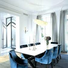 Navy Blue Dining Chairs Room Extraordinary Royal