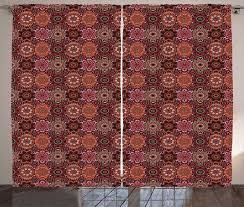 gardine schlafzimmer kräuselband vorhang mit schlaufen und haken abakuhaus marokkanisch vintage osmane fliesen kaufen otto