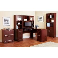 realspace magellan collection outlet hutch 33 5 8 h x 58 w x 11