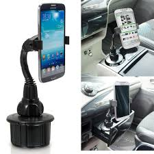 ChargerCity 8 Flexible Neck Car Vehicle Drinks Cup Holder Mount