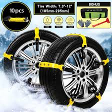 100 Snow Chains For Trucks Amazoncom Mayper Tire For CarSUVATV