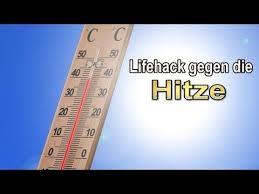 wohnung runter kühlen ohne klimaanlagel 2 hacks gegen