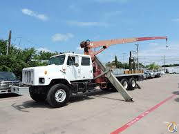 1999 MANITOWOC 1770C MOUNTED ON A 2002 INTERNATIONAL 2676 Crane For ...