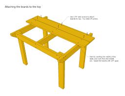 Wood Project Plans Pdf by Table Wood Plans Pdf Plans 8x10x12x14x16x18x20x22x24 Diy Building