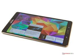 Face f Samsung Galaxy Tab S 8 4 vs Sony Xperia Z3 Tablet