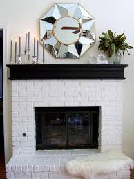 Halloween Fireplace Mantel Scarf by 10 Ways To Decorate Your Home For Winter Hgtv U0027s Decorating