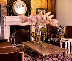 interior exotic modern interior designed in safari theme
