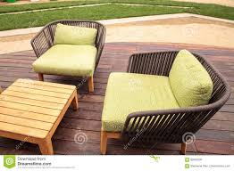 Wood Patio Lounge Chairs With Green Cushions Stock Image - Image Of ... Sunnydaze Decor Oversized Black Zero Gravity Sling Patio Lounge Pair Of Outdoor Chairs By Karl Lightfoot Studio For Sale At Chair Alinum Frame Durable Weather Resistant Corliving Brown Recling Walmart Canada Orbital Folding Rocking With Pillow Antique Stick Wicker 1stdibs Jens Risom Hivemoderncom Shop Christopher Knight Home Chaise Beachfront Sofa C Luxe Outside Unique Wooden Aed4012 Mainland Mark Thomas Lakeport 3pc Adjustable Green Set