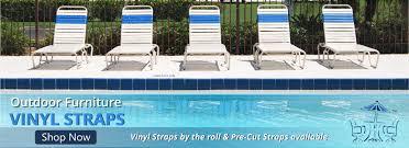 Watsons Patio Furniture Cincinnati by Replacement Chair Slings U0026 Vinyl Straps Patio Chair Repair U0026 Parts