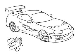 dessin a imprimer coloriage automobile les beaux dessins de transport à imprimer