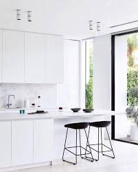 100 Sophisticated Kitchens The_simplestyle The Simple Style White Kitchens