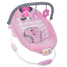 Minnie Mouse Bouncer Seat For Baby By Bright Starts ShopDisney