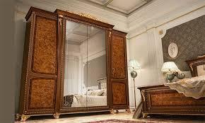 schlafzimmer aida mobilpiu nussbaumfarbe klassisch haus