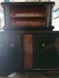 wohnzimmerbüffet esszimmerschrank vintage antik retro
