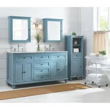 Home Decorators Collection Home Depot Vanity by Home Decorators Collection Hamilton Shutter 61 In Vanity In Sea