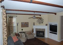 100 Rustic Ceiling Beams Exposed Project Faux Wood Workshop Living Room