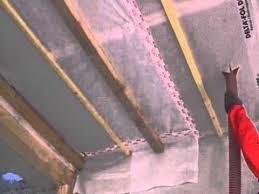 isolation plancher et plafond par insufflation vaucluse