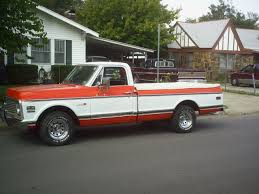 100 72 Chevy Trucks Glamour Cheyenne 001 Hot Rod Time