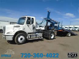 100 Day Cab Trucks For Sale 2008 FREIGHTLINER BUSINESS CLASS M2 106 In Denver Colorado