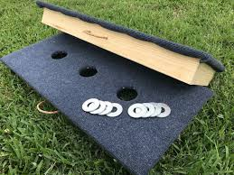 3 Hole Washer Toss Boards (8 Washers Included) - Play Backyard Games Amazoncom Rivercity Pitching Washers 4 Red White With Outdoor Diy Washer Toss Game With Box For Lawn Games 3 Hole Boards Official Set Bean Bag Cornhole Sports Backyard Attractive And Outdoors Ideas Boxed Crane Ebth Other 159081 Gosports Premium Wood How To Build Board Redneck Horshoes Youtube Gosports Birch Fun Hathaway Setbg3115 The Home Depot