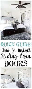 Best 25+ Sliding Barn Door Hardware Ideas On Pinterest | Diy Barn ... Beautiful Built In Ertainment Center With Barn Doors To Hide Best 25 White Ideas On Pinterest Barn Wood Signs Barnwood Interior 20 Home Offices With Sliding Doors For Closets Exterior Door Hdware Screen Diy Learn How Make Your Own Sliding All I Did Was Buy A Double Closet Tables Door Old