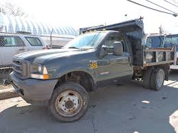 100 Super Dump Trucks For Sale 2004 Used D Duty F550 9 FOOT MASON DUMP With PTO F550 9