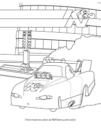 KN Printable Coloring Pages For Kids