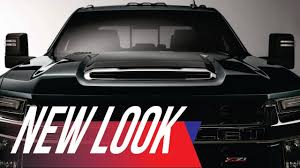 100 Awesome Chevy Trucks AWESOME 2020 Silverado HD Teases Its New Face YouTube