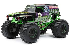 100 Monster Jam Rc Truck Grave Digger RC Toy Vehicle Radio Control 115