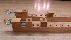 Dovetail Jig And Bar Clamps