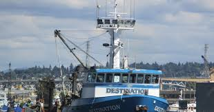 Wizard Deadliest Catch Sinks by Debris Buoys Found In Continuing Search For Seattle Based Crab