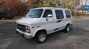 Chevrolet G20 Van Red E Kamp Conversion 1994