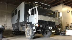 100 Expedition Trucks Building A Custom 4x4 RV ETL Overland Vehicle YouTube