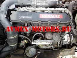 RENAULT DXi7 240 (DXi 7) Engines For RENAULT Midlum, Premium 2 Truck ...