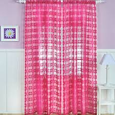 Pink Ruffle Curtains Target by Kids U0027 Curtains U0026 Window Treatments Jcpenney