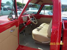 Classic Truck With Tan Upholstery | Ashley Upholstery American ... The Ten Most Useless Trucks Ever Built Restoration Is American Fake American Restoration Cars Classic Automobiles Muscle Vintage Truck Car Reviews 2018 Project Stock Photo Image Of Project 49761722 Fast N Loud Before And After Photos Discovery Old History New Purpose At Bodie Stroud Features A Divco Milk Restored By Bsi 5 Practical Pickups That Make More Sense Than Any Massive Modern