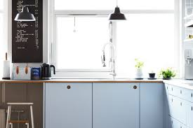 ikea hack bau dir eine dänische küche in himmelblau hejsson