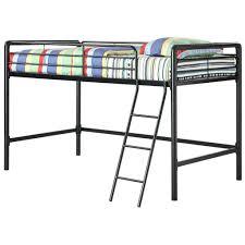 Loft Beds Walmart by Loft Beds Loft Bed Metal Bunk With Desk Beds Twin Loft Bed