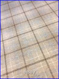 Check Carpet by Tartan Rug Natural Maple 310 X 200 Cm Checked Woven Quality Wool