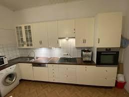 gebrauchte ikea küche inkl elektrogeräte 4 meter lang
