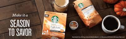 Keurig Pumpkin Spice by Starbucks Season To Savor