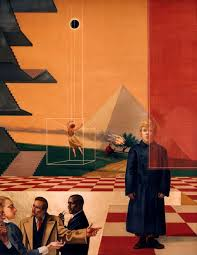 Denver Airport Murals Conspiracy Theory by Conspiracy Theories And Secret Societies For Dummies Charlotte