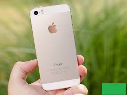 Apple iPhone 5S 32GB GOLD Factory Unlocked Home Shopping