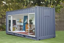 100 Steel Shipping Crates Need Extra Room Rent A Backyard Shipping Container